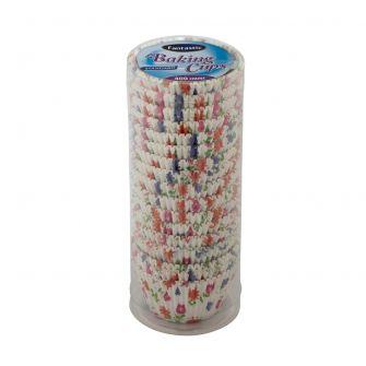 Fantastic Baking Cups (Standard Size) -  Floral - 400 Count