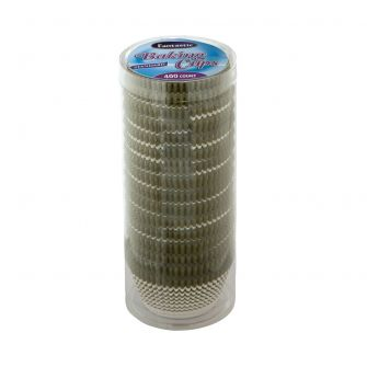 Fantastic Baking Cups (Standard Size) -  Linear Gold - 400 Count