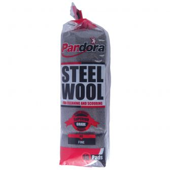 Pandora Steel Wool #0 (Fine) - 16 ct.