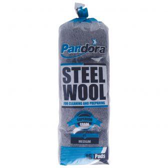 Pandora Steel Wool #1 (Medium) - 16 ct.