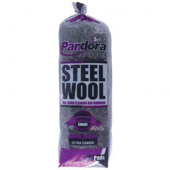 Pandora Steel Wool #3 (Extra Coarse) - 16 ct.
