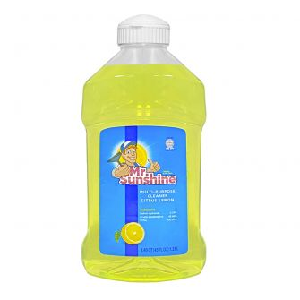 Mr. Sunshine Multi-Purpose Cleaner - Citrus Lemon (45 oz)