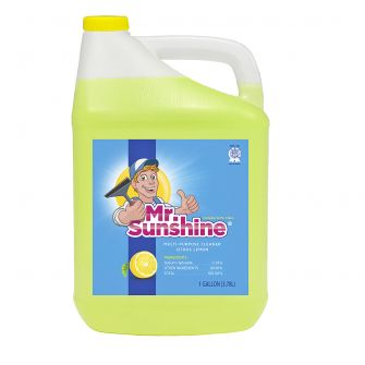 Mr. Sunshine Multi-Purpose Cleaner - Citrus Lemon (1 Gallon)