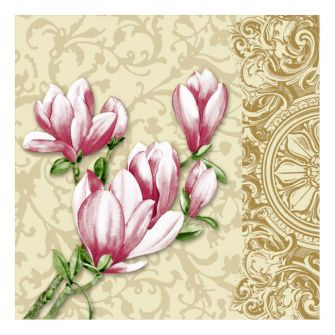 Dining Collection Lunch Napkins - Timeless Tulip 2 - 20 ct.