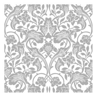 Dining Collection Lunch Napkins - Grey Frost - 20 ct.