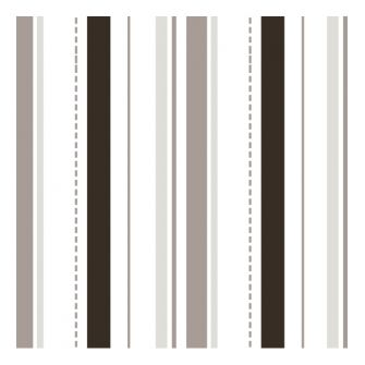 Dining Collection Lunch Napkins - Shades of Grey - 20 ct.