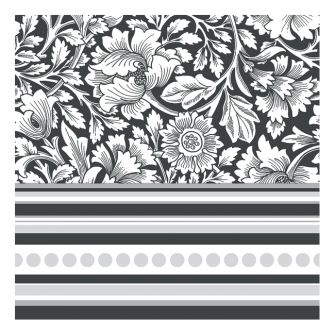 Dining Collection Lunch Napkins Vector #26