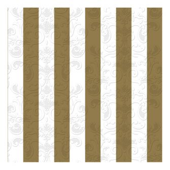 Dining Collection Lunch Napkins Metallic #2