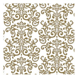 Dining Collection Lunch Napkins Metallic #4