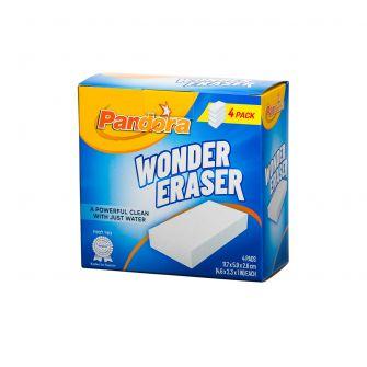 Pandora Wonder Eraser - 4 ct.