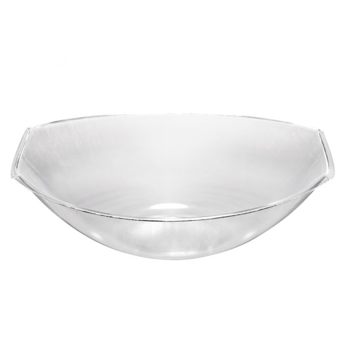 Poise Large Salad Bowl - Clear - 50 ct.