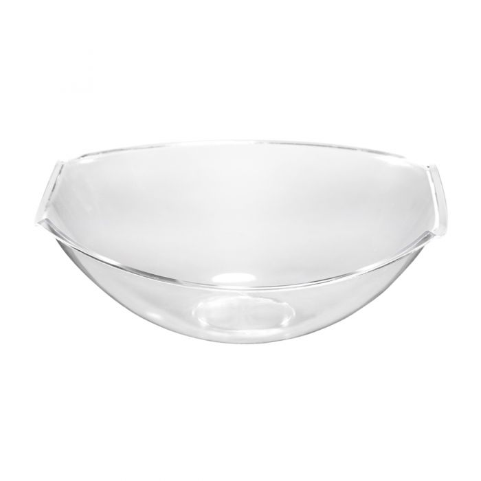 Poise Medium Salad Bowl - Clear - 50 ct.