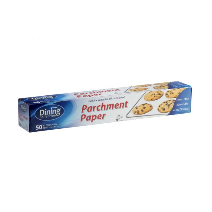 "Dining Collection Parchment Paper (50 sq. ft.) - 12"" x 50 ft."