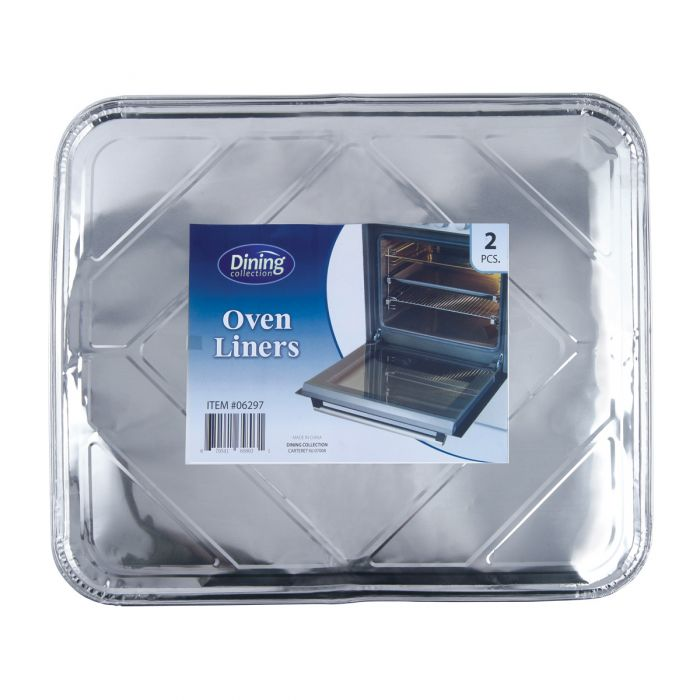 Dining Collection Oven Liners - 2 ct.