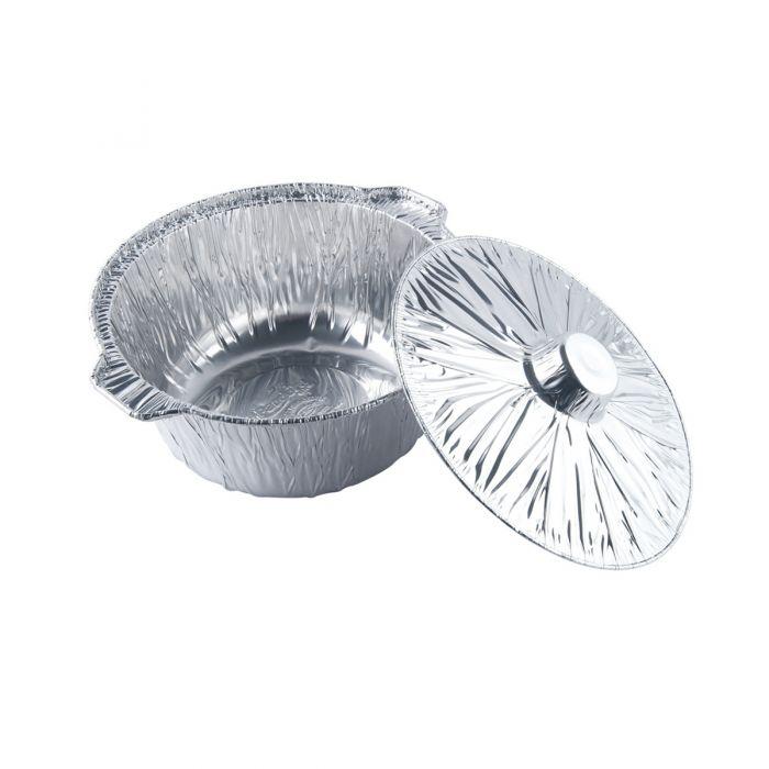 Pandora Medium Foil Pot & Lid (4 qt.) - 2 ct.