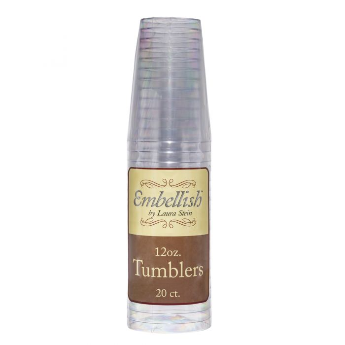 Embellish 12 oz. Tumbler - 20 ct.