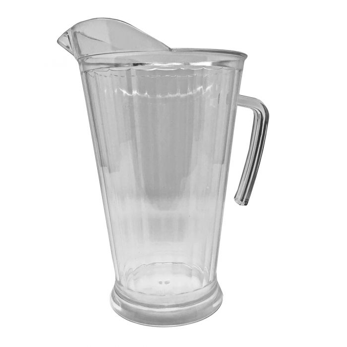 Dining Collection 60oz. Clear Plastic Pitcher