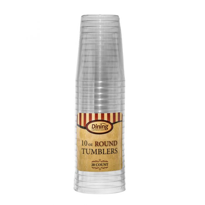 Dining Collection 10 oz. Tumbler - 20 ct.
