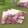Dining Collection Lunch Napkins - Pretty in Pink - 20 ct.
