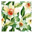 Dining Collection Lunch Napkins - Flower Shower - 20 ct.