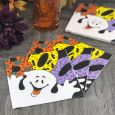 Halloween Lunch Napkins - Boo Ghost - 20 ct.