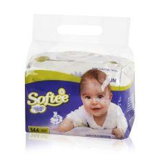 Softee Premium Baby Wipes - 144 ct.