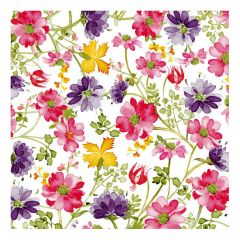 Dining Collection Lunch Napkins - Floral Fantasy - 20 ct.