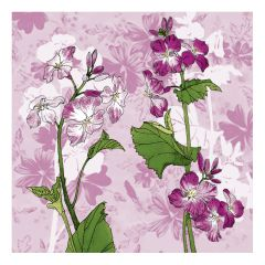 Dining Collection Lunch Napkins - Violet Opulence - 20 ct.