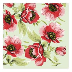Dining Collection Lunch Napkins - Merry in Red - 20 ct.