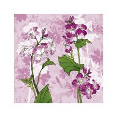 Dining Collection Cocktail Napkins - Violet Opulence - 20 ct.