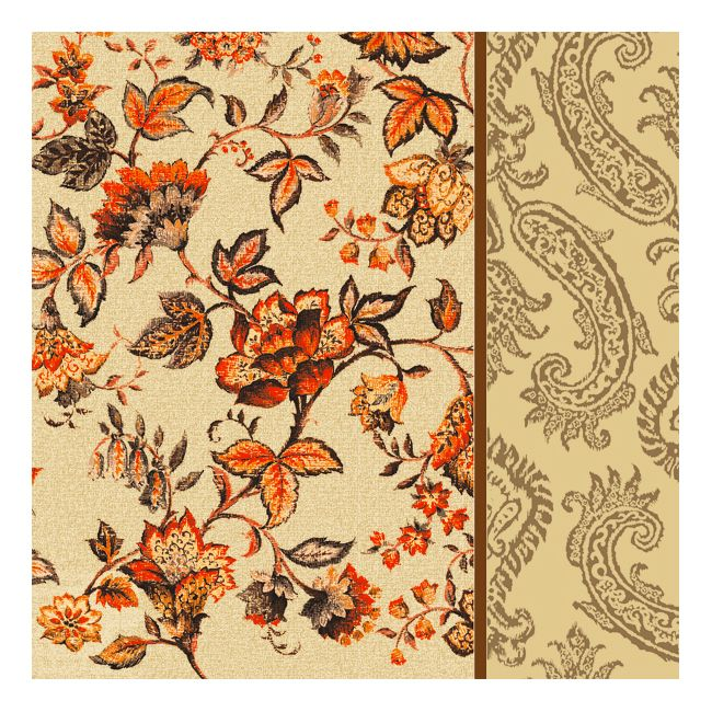 Dining Collection Lunch Napkins - Perfectly Peach - 20 ct.