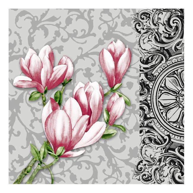 Dining Collection Lunch Napkins - Timeless Tulip 1 - 20 ct.