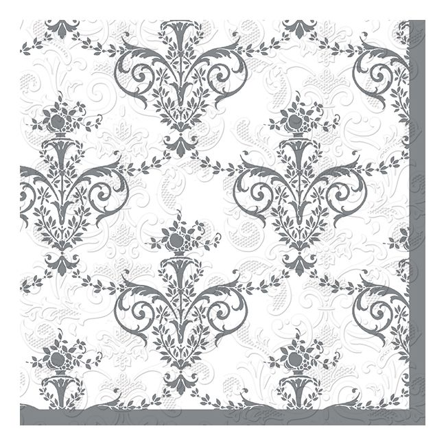 Dining Collection Lunch Napkins Metallic #1